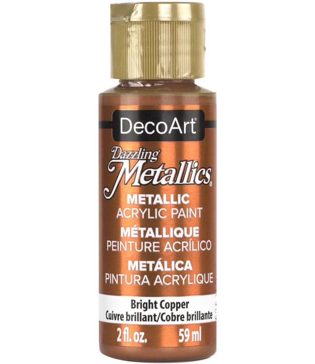 Dazzling Metallics Acrylic Paint Bright Copper