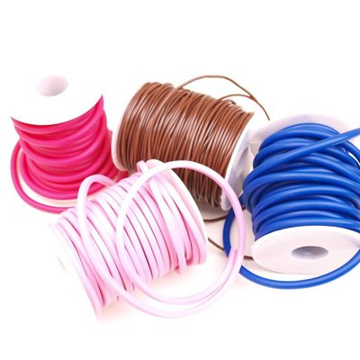 Rubber Cord & Rings