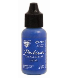 Vintaj Patina Cobalt 15 ml.