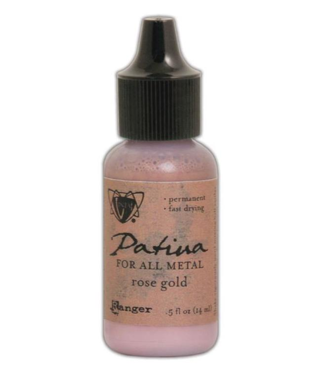 Vintaj Patina Rose Gold 15 ml.