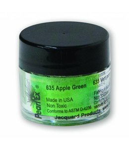 Pearl Ex 635 Apple Green 3 g