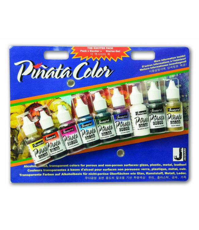 """Pinata Alcohol Inkt """"Color Exciter Pack"""""""