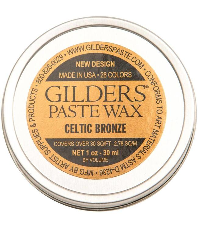 Gilders Paste Wax Celtic Bronze 30 ml.