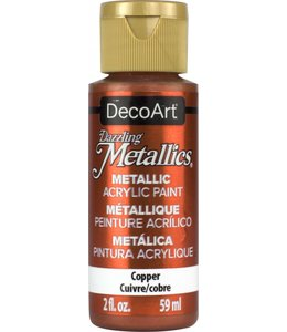Dazzling Metallics Acrylic Paint Copper