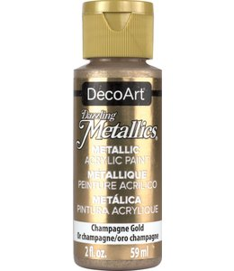 Dazzling Metallics Acryl Verf Champagne Goud