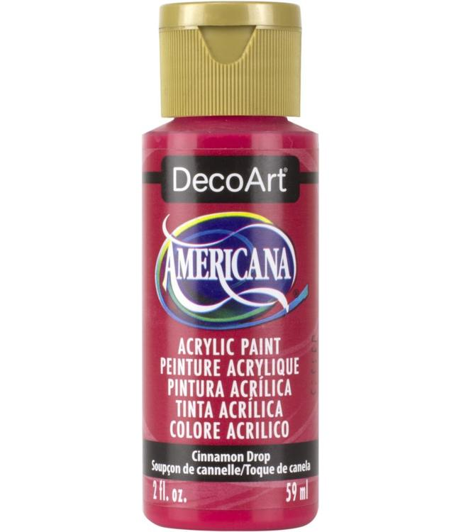 Americana Acrylic Paint Cinnamon Drop
