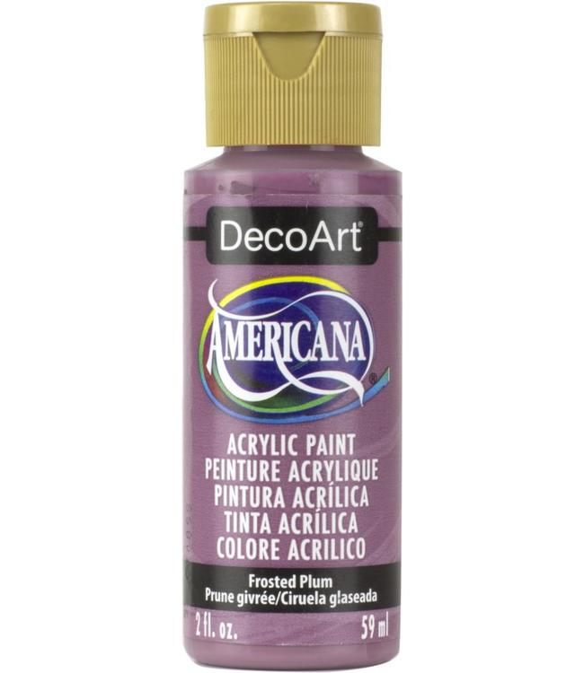 Americana Acrylic Paint Frosted Plum