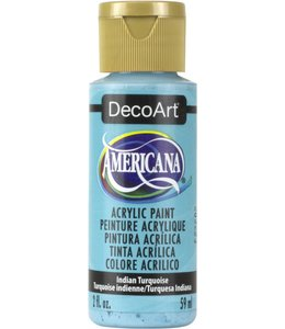 Americana Acryl Verf Indian Turquoise