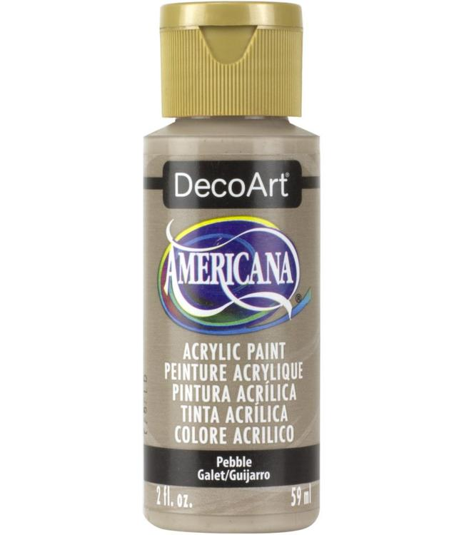 Americana Acrylic Paint Pebble