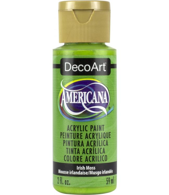 Americana Acrylic Paint Irish Moss