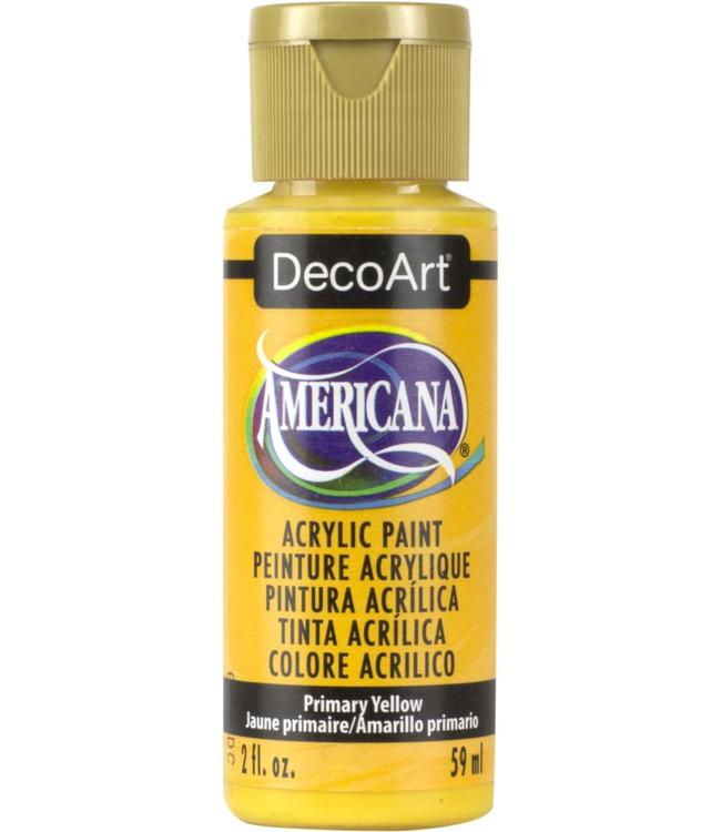 Americana Acryl Verf Primary Yellow