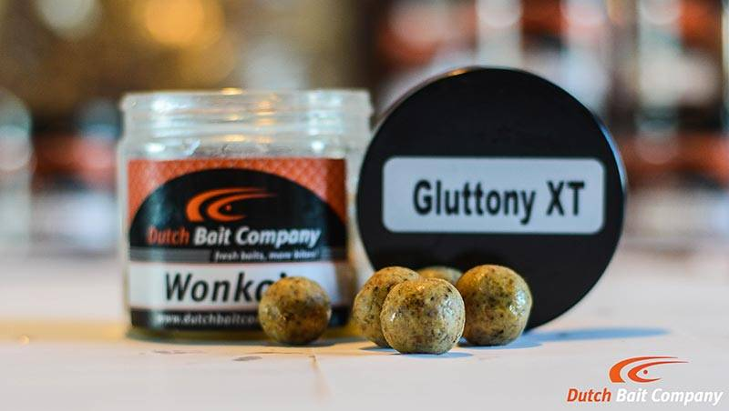 Wonka's ( hard and light hookbaits)