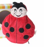 Cherry Belly knuffels Cherry Belly Baby Ladybird
