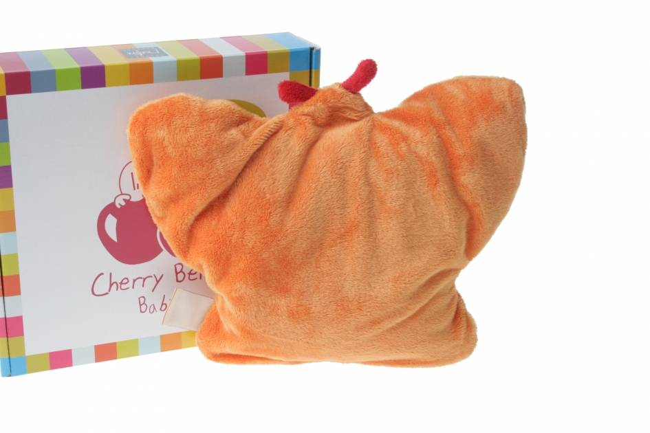 Cherry Belly knuffels Cherry belly Baby Vlinder