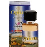 Smell oil of opium.