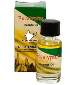 Smell oil eucalyptus.