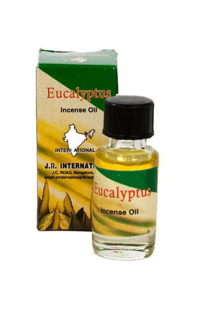 Smell oil eucalyptus.