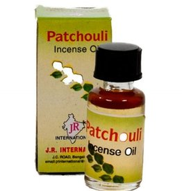 Smell oil patchouli.