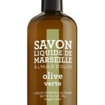 Compagnie de Provence Savon liquid marseille soap green olive