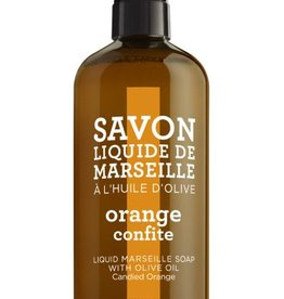 Compagnie de Provence Savon liquid marseille soap candied orange