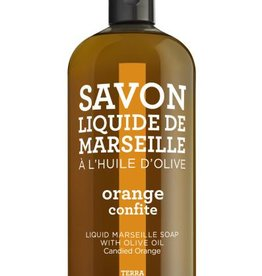 Compagnie de Provence Refill liquid Marseile zeep candied orange
