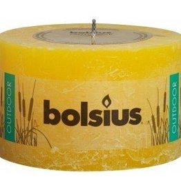 Bolsius kaarsen Rustieke buiten kaars 90/140 zon