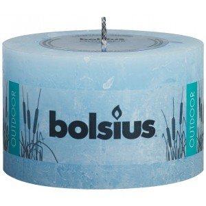 Bolsius kaarsen Rustic outdoor candle 90/140 air