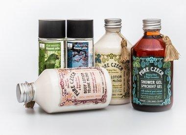 Bodylotion / massage oil