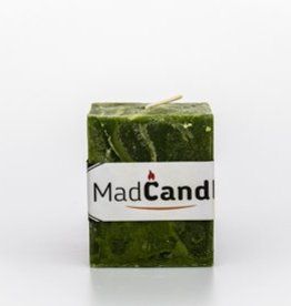 MadCandle candle cube small, Apple