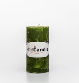 MadCandle candle cylinder medium, Apple