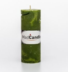 MadCandle candle cylinder large, Apple