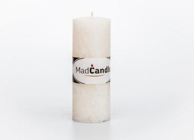 MadCandle candle cylinder large Jasmine