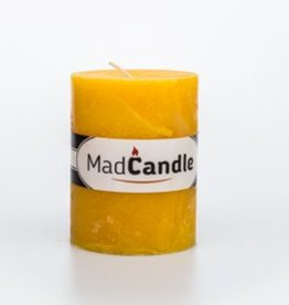 MadCandle candle oval small, Lemon