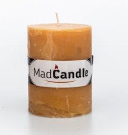 MadCandle Geurkaars ovaal klein vanille