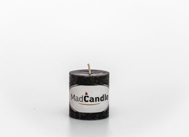MadCandle candle cylinder small, Musk