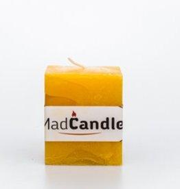 MadCandle candle cube small, Lemon