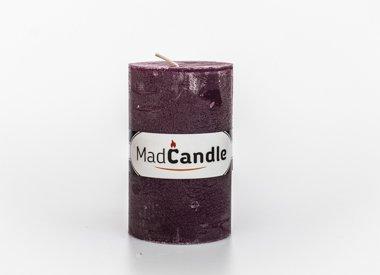 MadCandle candle oval medium Lavender