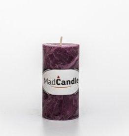 MadCandle Geurkaars cilinder medium lavendel