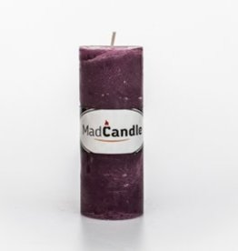 MadCandle candle cylinder large, Lavender