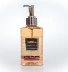 Vespera Natural hand soap wild rose extract