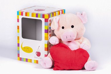 Cherry Belly knuffels Cherry Belly Sr. Pig