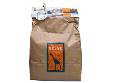 Atlas hoofdkussens Atlas refill buckwheat