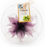 MadCandle Flower candle grande Lavender