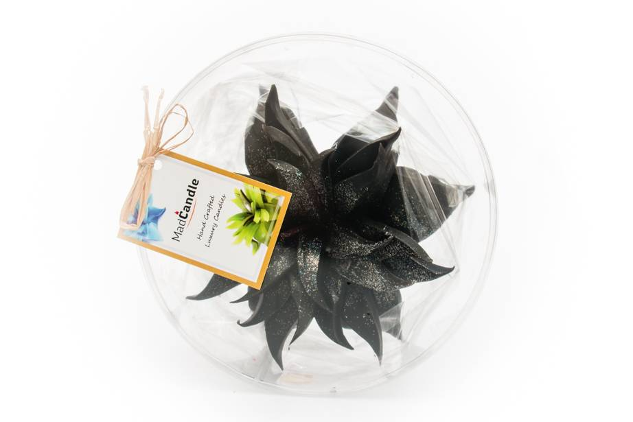 MadCandle Flower candle groot musk