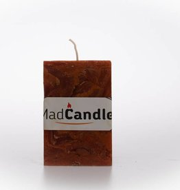 MadCandle Scented candle cube medium cinnamon