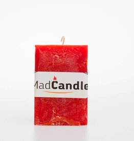 MadCandle Scented candle cube medium orange