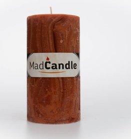 MadCandle Geurkaars ovaal groot kaneel