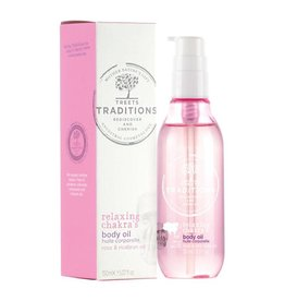 Treets TREETS RELAXING BODY OIL