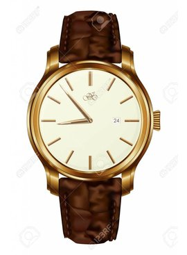 Rolex Golden Watch