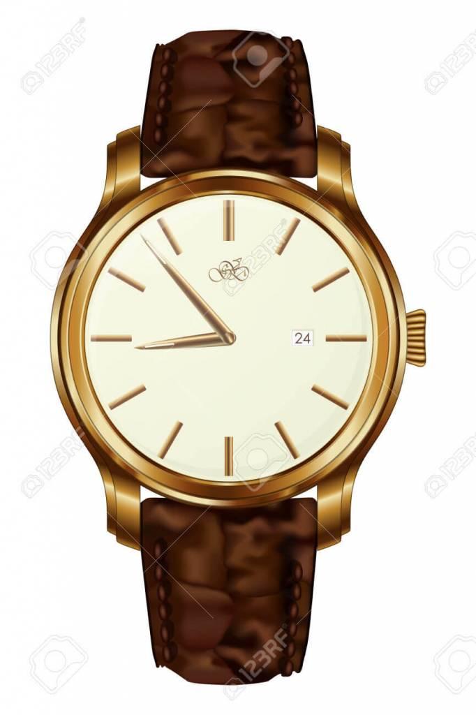 Rolex Golden Watch